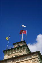 Дозорна башта-надбудова чугуївського штабу військових поселень