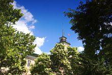 Вежа чугуївського штабу військових поселень