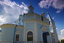 Апсида церкви иконы Владимирской Божией Матери в Кочетке