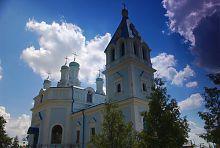 Храм Владимирской иконы Божией Матери в Кочетке