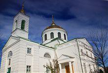 Изюмская Крестовоздвиженская церковь