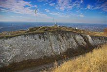 Західний схил ізюмської гори Кременець