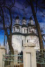 Южный фасад изюмского Преображенского собора