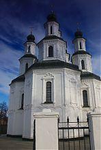 Изюмский Свято-Преображенский собор