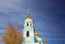 Дзвіниця Свято-Вознесенського храму Ізюма
