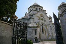 Північний фасад ялтинської Вірменської церкви