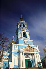 Бабінець ізюмського Вознесенського кафедрального собору