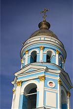 Дзвіниця Свято-Вознесенського собору Ізюма