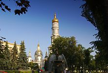 Успенський храм Харкова