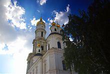 Східний фасад харківського Успенського собору