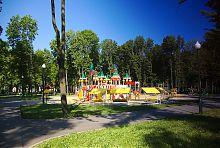 Детский городок харьковского парка