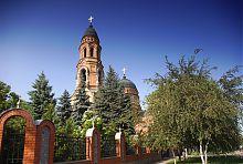 Озерянский храм на Холодной горе Харькова