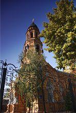 Колокольня харьковского Холодногорского храма в Харькове