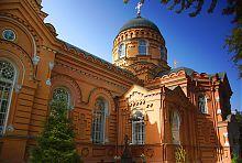 Южный неф Свято-Озерянской церкви в Харькове