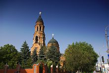 Харьковский Холодногорский храм