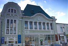 Харківська будівля Жирардовської мануфактури