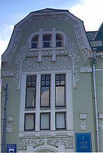 Бічний ризалит Жирардовської мануфактури в Харкові