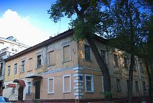 Дом архитектора Е.А. Васильева в Харькове