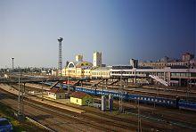 Комплекс станции Харьков-Пассажирская