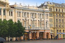Петербурзький міжнародний комерційний банк м. Харьков