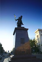 Пам'ятник засновникам в Харкові