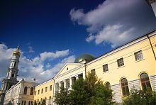 Библиотечный корпус с домовой церковью Харьковского университета