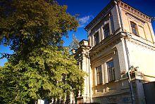 Башня дворца Голоперовых в Харькове