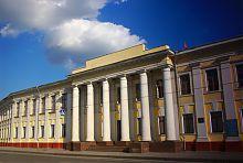 Здание Первой мужской гимназии в Харькове