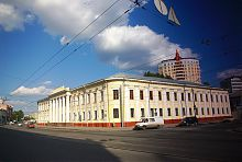 Перша чоловіча гімназія Харкова