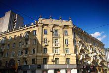Будівля на місці колишньої Слобідсько-Української гімназії в Харкові