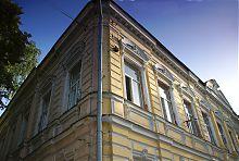 Особняк на углу Благовещенской и Ярославской в Харькове