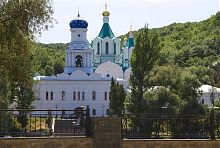 Покровська церква Свято-Успенської Святогорської Лаври