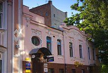 Бывший частный особняк Михаила Константиновича Уткина в Харькове