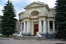 Особняк А.А. Иозефовича в Харькове