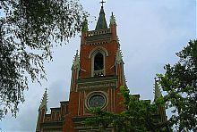 Католический собор Успения Пресвятой Девы Марии в Харькове