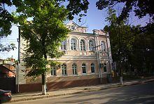 Здание института благородных девиц в Харькове