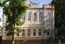 Здание Александровской больницы в Харькове