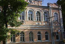 Центральный фасад Харьковского института благородных девиц