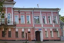 Східне крило харківського палацу Ольховських
