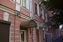 Західне крило палацу Ольховських на Благовіщенській 26