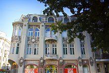 Колишній харківський прибутковий будинок купця Селіванова
