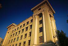 Северное поперечное крыло харьковского медицинского университета