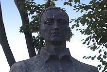 Григорий Сковорода (памятник в Харькове)