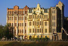Комплекс князя К.Н. Гагарина по Клочковской 5 в Харькове