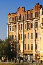 """Колишній готель """"Континенталь"""" в Харкові"""