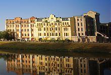 Здание харьковского доходного дома князя Гагарина