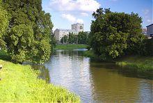 Слобожанская река Харьков