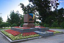 Пам'ятник борцям за незалежність України в Харкові