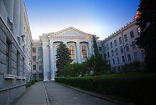 Корпус Д Харківського університету радіоелектроніки