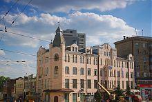 Доходный дом Пиотровского на Павловской (бывшая Торговая) площади в Харькове
